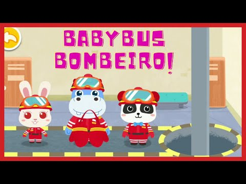 BabyBus Bombeiro | Salvando os Amiguinhos!