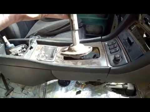 Мастерская Интерактивной Реставрации; Ремонт панели и перенос ручки КПП на ВАЗ-2120