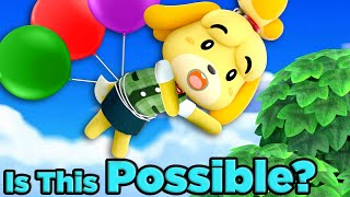 The Big Lie of Animal Crossing Balloons! | The Science of... Animal Crossing: New Horizons