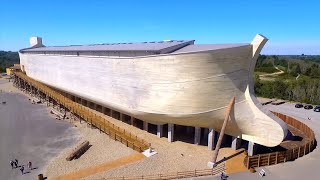 Full-Size Noah's Ark in Kentucky! MIND-BLOWING!!!