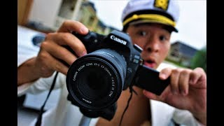 Canon 80D Hands On Review | Premium Kit + EF-S 18-55mm + 55-250mm + Thoughts Vs Sony & Nikon