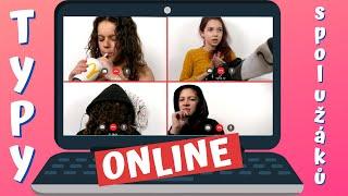 Typy žáků při online hodině /WowShow