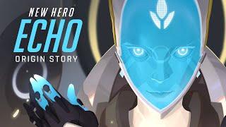 [NEW HERO – COMING SOON] Echo Origin Story | Overwatch