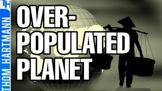 Is Over Population A Threat To The Planet?