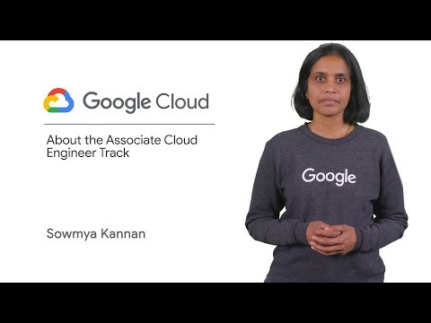About the Associate Cloud Engineer Track (Study Jam #1) - YouTube
