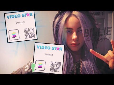 VideoStar Transition/Colouring QR Codes!