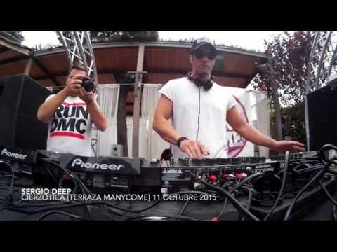 Sergio Deep - CIERZOTICA [Area Manycome] - Torreluna, Zaragoza 11/10/2015