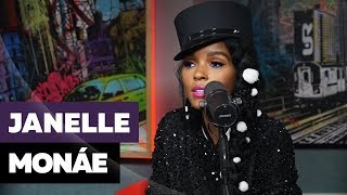 Ebro In The Morning - Janelle Monáe On Kanye West, Sexuality & Looks Back At First Time She Met Prince