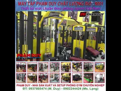 Máy tập Gym cao cấp M1
