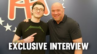 Dana White Talks Conor McGregor's Return, Jorge Masvidal vs Nate Diaz and More with Barstool Sports
