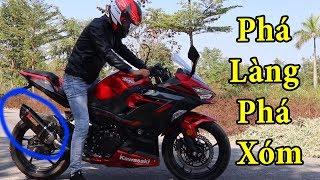 PHD | Lần Đầu Độ Xe | Moto Tuning