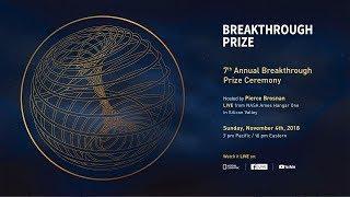 Breakthrough Prize Ceremony Live