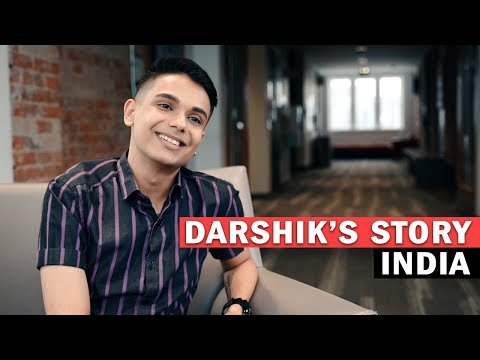 , title : 'Darshik's Story - Advertising Media Management and Marketing Management