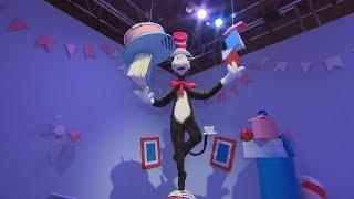 Torontos Dr. Seuss Exhibit Brings Childrens Books To Life