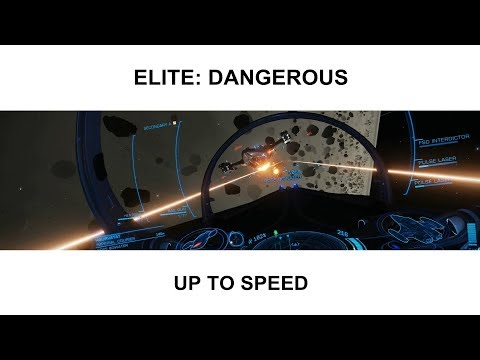 'Elite:Dangerous' v3.3 - Up To Speed (Flight Assist Off)