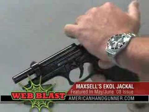 Full-Auto Handgun