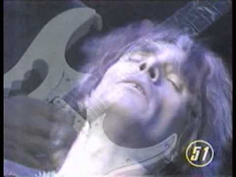 Steve Vai Live in Russia 1995 (part 4) '' Die to Live ''