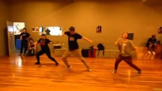 Get Home - JR Castro ft. Kid Ink | Choreography Tarik Frimpong