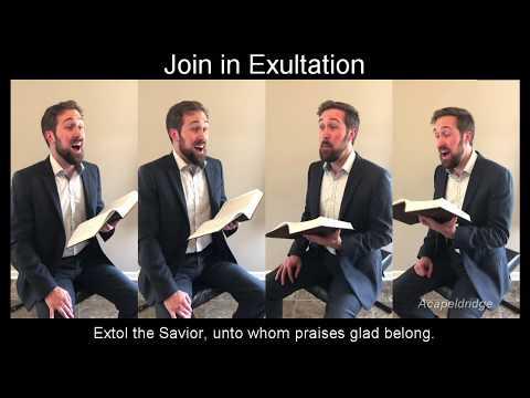 Join in Exultation