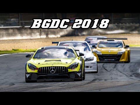 BGDC final race Zolder 2018 - Marc Focus V8, E90 WTCC M3, 21 Turbo, Megan Trophy2, Clio, civic,