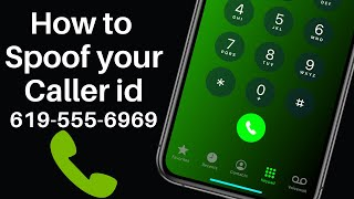 Spoof your Caller id