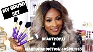 MY MAKE UP ADDICTION BRUSH SET - Jennie Jenkins