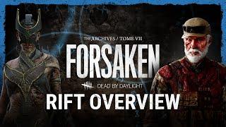 Dead by Daylight   Tome VII: FORSAKEN Rift Overview
