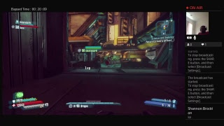 (PS4) Borderlands The PRE-Sequel Gameplay : Part 3