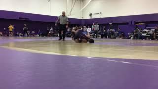 Jack Wagner (UNI) vs Quintien Howe (Cornell)