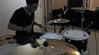 "The Wonder Years drum cover(s)- ""Cul-de-sac"" and ""I Just Want To Sell Out My Funeral"""