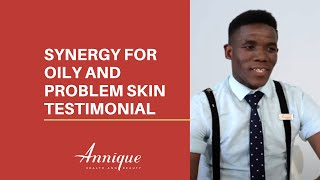 Annique Consultant Sibusiso Buthelezi- Synergy for Oily and Problem Skin