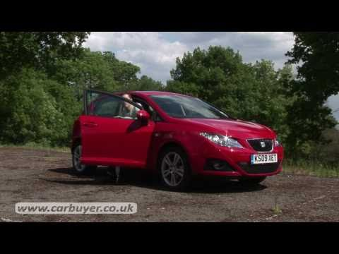 Seat Ibiza Hatchback Car Review