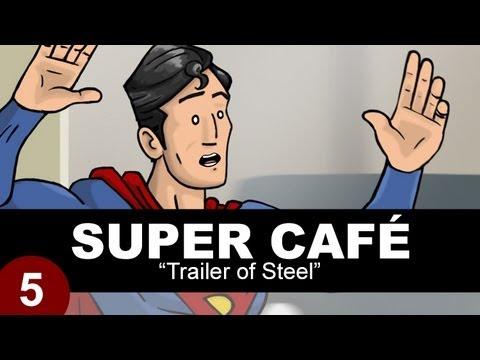 Trailer z oceli