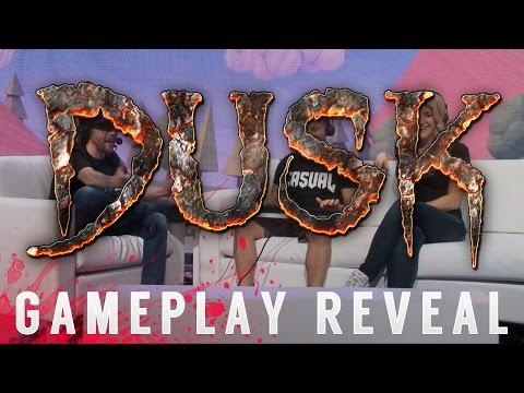 DUSK - TwitchCon 2016 Gameplay Reveal thumbnail