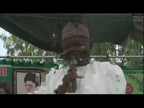 Day 1: First Annual Commemoration of the Zaria Quds Day Massacre(Evening Session 1) 23rd july, 2015