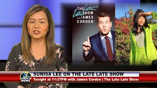 🔴 3 HMONG TV NEWSBRIEF   WATCH SUNI LEE ON THE LATE LATE SHOW WITH JAMES CORDEN
