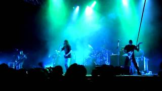 Evil Dead - Gone Shooting (live at Jalometalli 2011) HD