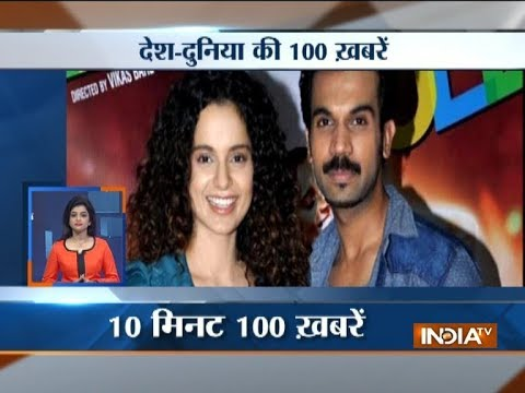News 100 | 2nd March, 2018