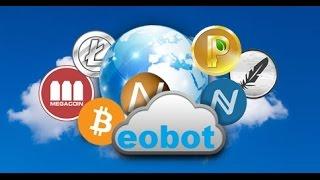 Eobot. Облачный майнинг криптовалют