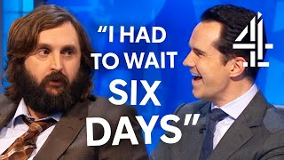 Joe Wilkinson Ate a Chocolate Orange WHOLE?! | 8 Out of 10 Cats Does Countdown