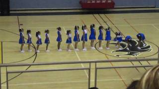 Lorena Elementary Drill/Dance Team 2010
