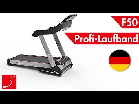 Sportstech F50 Profi-Laufband