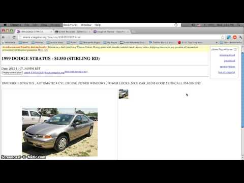 Craigslist Cars For Sale By Owner Pensacola Florida