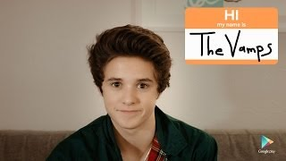 Hi My Name Is: The Vamps