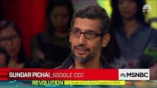 Sundar Pichai about AI - Latest Interview