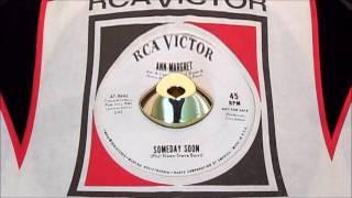 Ann-Margret - Someday Soon - Rca: 47-8446 DJ