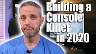 PC vs Console 2020.... Uh oh...