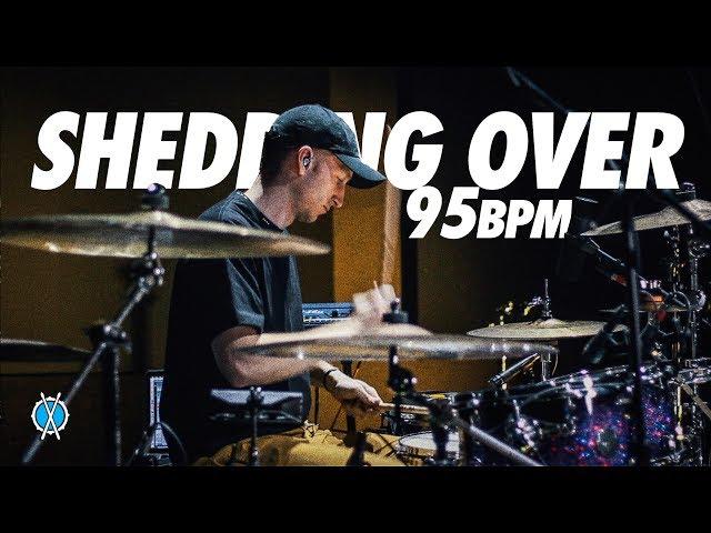 Shedding over 95bpm // Daniel Bernard