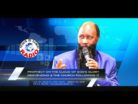 PROPHECY ON THE CLOUD OF GOD'S GLORY DESCENDING & THE CHURCH FOLLOWING IT - PROPHET DR. OWUOR
