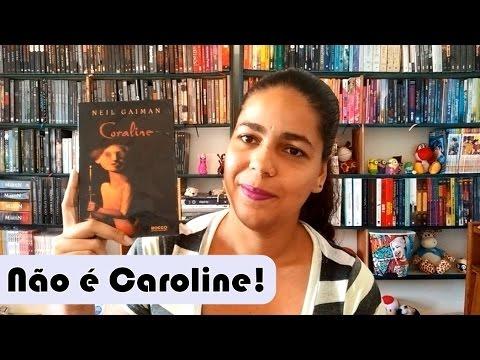 #AmadosTodoDia 07: Resenha do livro Coraline, do Neil Gaiman